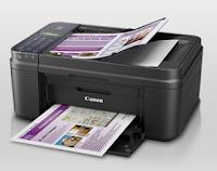 Canon PIXMA E480 Printer Driver