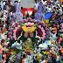 Pawai Bunga dan parade Budaya 2016 Berlangsung Meriah