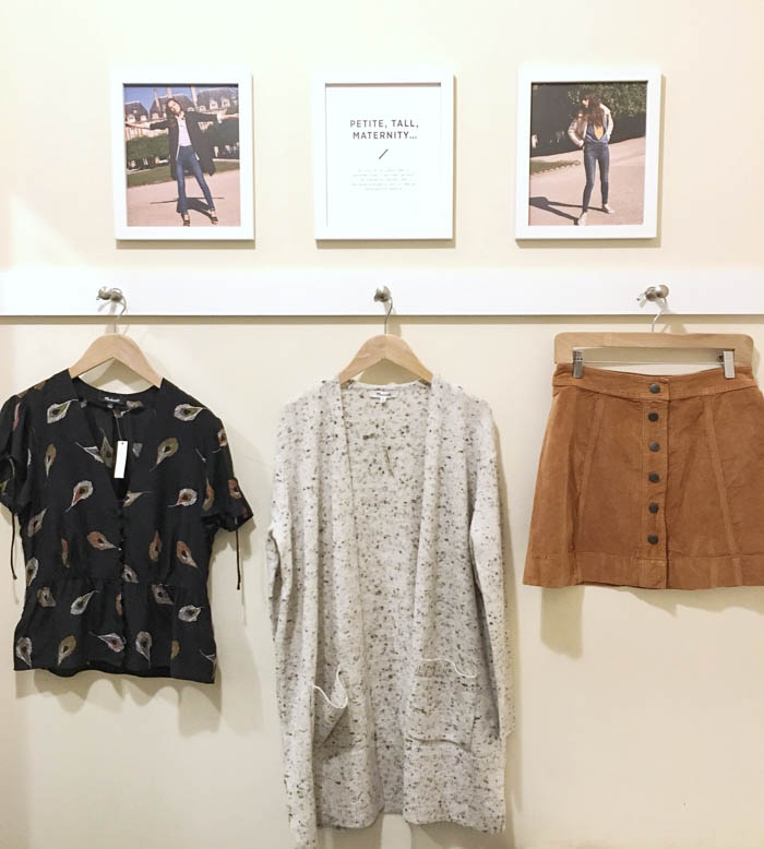 madewell review tops, sweaters and skirts