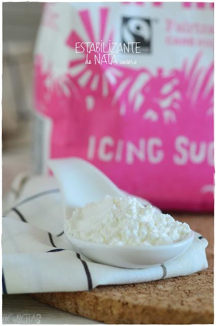Estabilizante de nata casero (trucos para lograr una nata montada estable)
