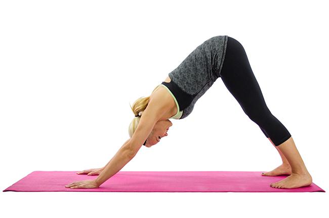 Clase De Yoga Para Principiantes Con Siete Posturas Servicio De Citas En La Rioja
