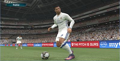 PES 2017 Cristiano Ronaldo