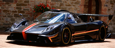 2016 Pagani Zonda Revolucion Revealed Design and Selling Price