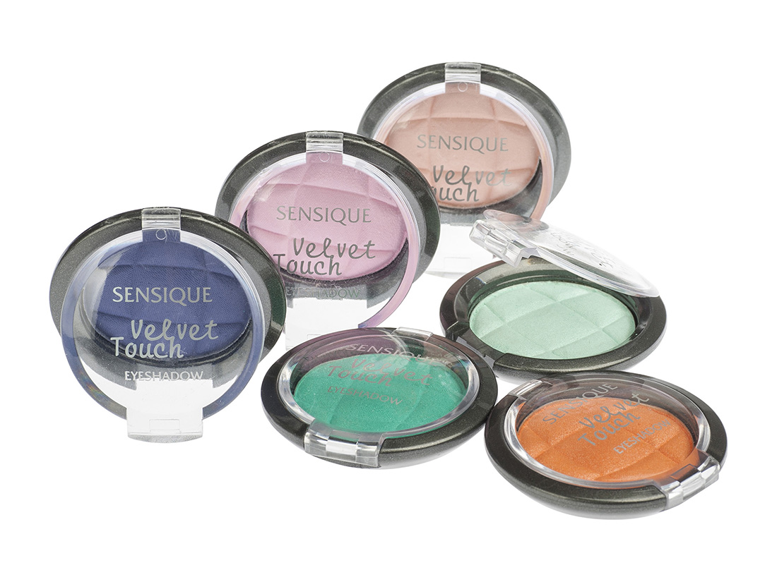 Sensique Velvet Touch Eye Shadow (139-144)