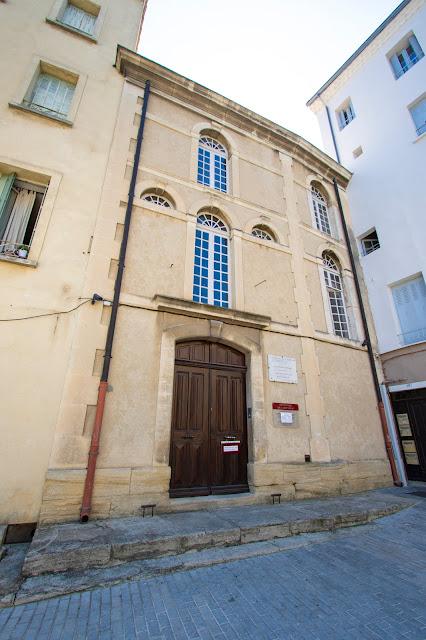 Sinagoga di Carpentras