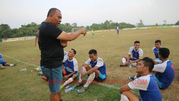 Adhyaksa FC Menang Telak 7 - 0 Dari PS. Kahayan Tengah