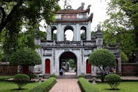 Indochina Tour Package - Vietnam - Temple of Literature