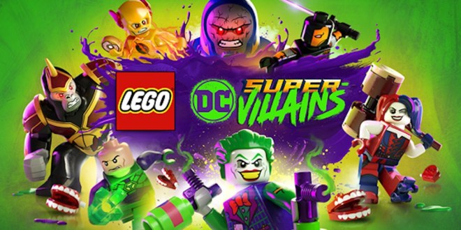 LEGO DC Super-Villains PC Game Download