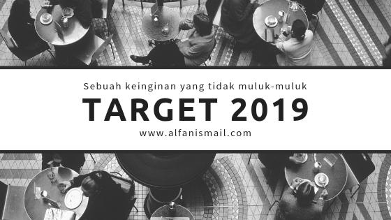 Target Di Tahun 2019
