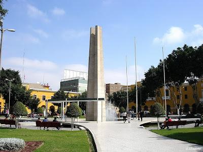 Plaza de Armas de Ica, Qué ver en Ica, Atracciones turisticas de Ica, Tours Ica