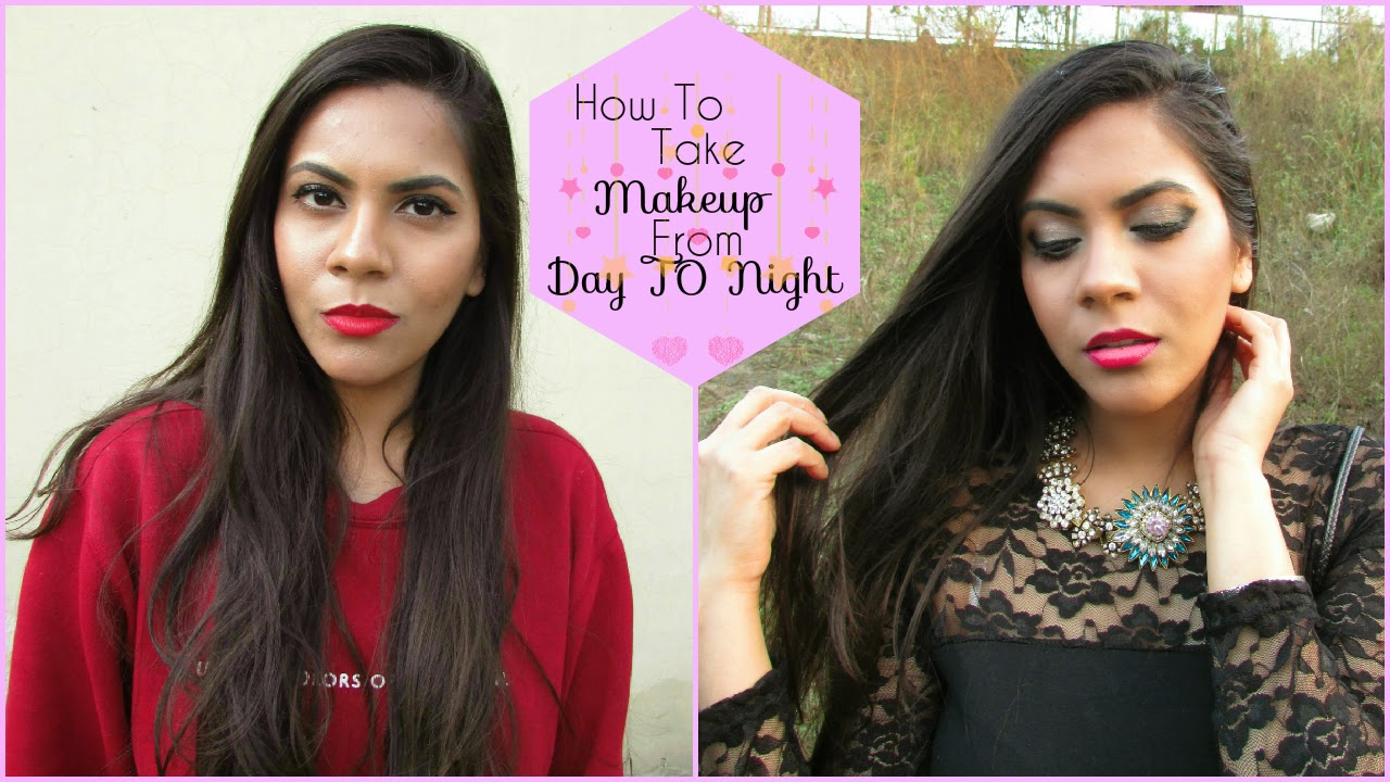 How To Take Makeup From Day To Night, How To transform Makeup From Day To Night, vintage makeup, makeup for LBD, easy smokey eye makeup, night out makeup, makeup for pink lips, easy party makeup, easy night out makeup, how to touch up  makeup, beauty , fashion,beauty and fashion,beauty blog, fashion blog , indian beauty blog,indian fashion blog, beauty and fashion blog, indian beauty and fashion blog, indian bloggers, indian beauty bloggers, indian fashion bloggers,indian bloggers online, top 10 indian bloggers, top indian bloggers,top 10 fashion bloggers, indian bloggers on blogspot,home remedies, how to