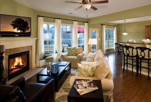 Popular Ideas for Decorating Small Living Rooms