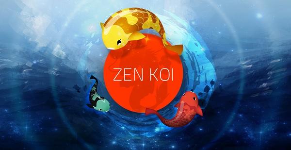Zen koi criar peixinhos no smartphone apps do android for Como criar peces koi