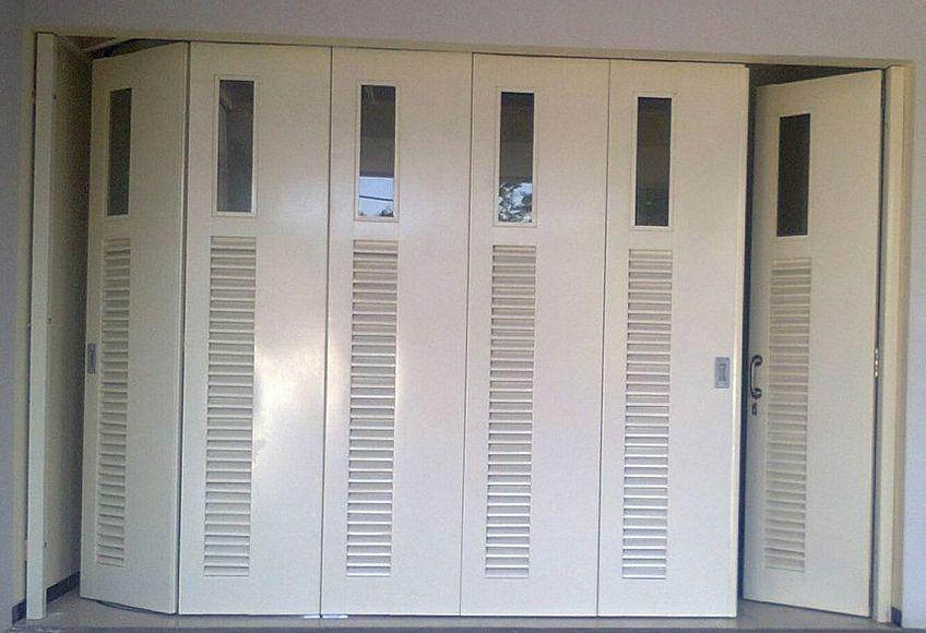 pintu aluminium lipat 1