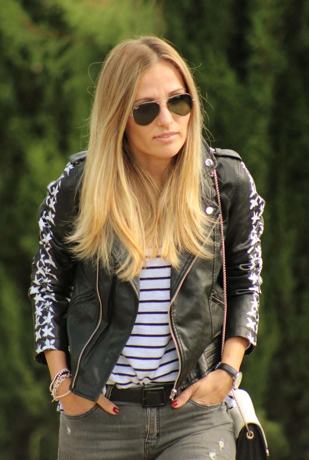Eniwhere Fashion - Zaful's leather jacket