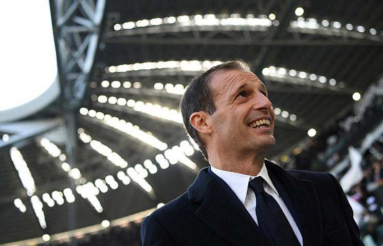 """Allegri: """"Imao sam ludu ideju sa Juventusom"""""""