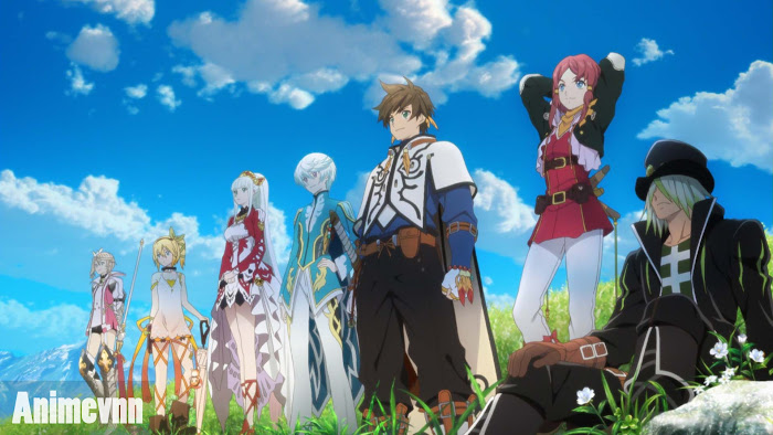 Ảnh trong phim Tales of Zestiria the X 2