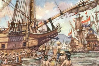 Sejarah Kedatangan Penjajah Eropa dan Sistem VOC di Indonesia