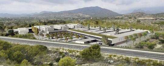 Sanidad adjudica la redacción del proyecto y dirección de obra de la ampliación del Hospital Marina Baixa
