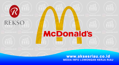 McDonald's Indonesia Pekanbaru