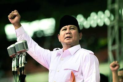 Profil dan Biografi Prabowo Subianto Terbaru Lengkap