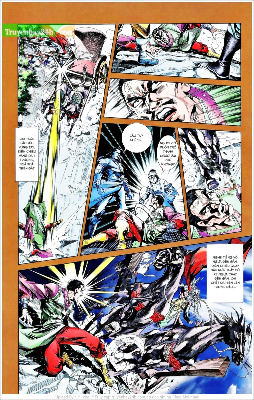 Tần Vương Doanh Chính chapter 26 trang 19