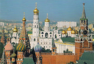 Tempat Wisata yang Terkenal di Rusia