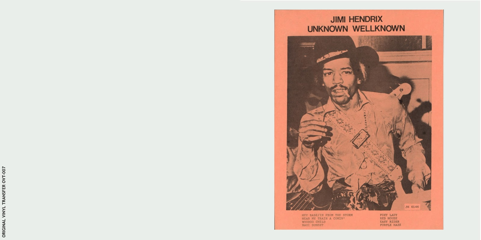 HEAVY-ROCK BOOTLEGS: Jimi Hendrix:1967-1970-