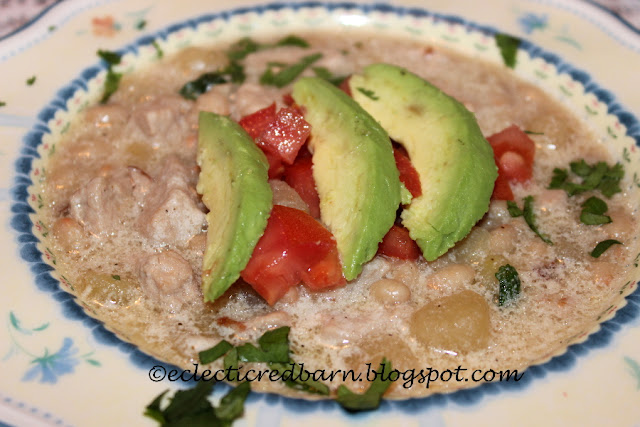 Eclectic Red Barn: Mexican Pork Chowder