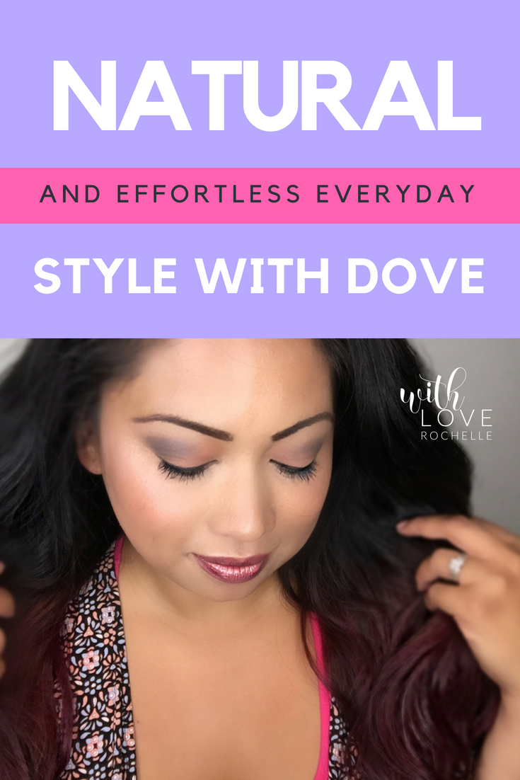 Natural and Effortless Everyday Style with Dove