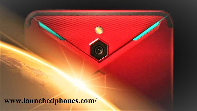 launched inward mainland People's Republic of China equally the latest gaming mobile shout out amongst the Sony IMX  Nubia Red Magic three latest gaming shout out launched