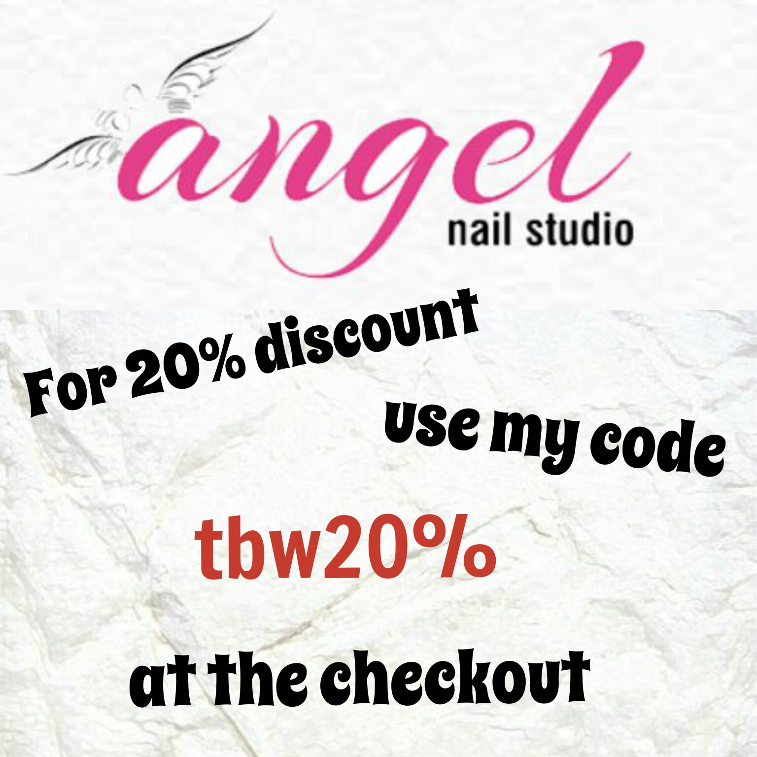 Angel Nail Studio 20% Discount