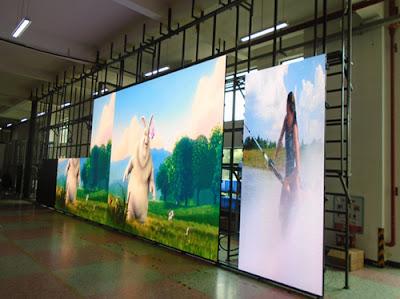 Nơi cung cấp màn hình led p5 indoor giá rẻ tại Cần Giờ