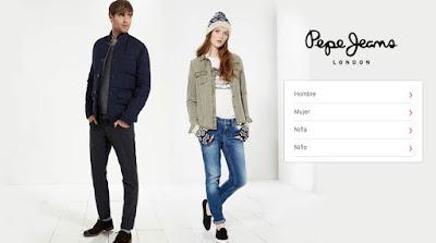 oferta marca pepe jeans