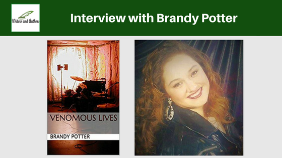 Interview with Brandy Potter