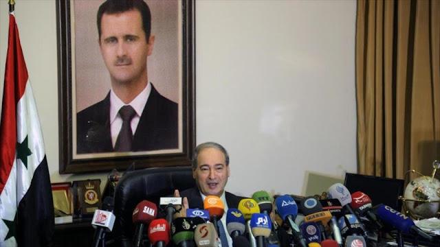 "Siria advierte que Israel intenta ""dominar a países árabes"""