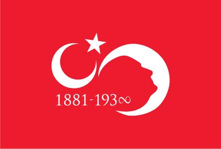 Atatürk 1881 Vektör Tasarım