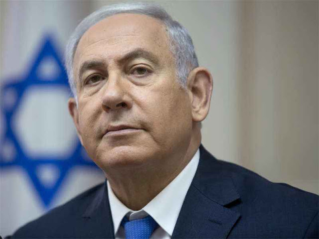 """TOI  TOP NEWSVIDEOSLIVE TVCITY NEWS WORLD Israel vs Iran: Netanyahu lobs nuclear claim — again AP 