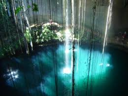 mexique chitchen itza cenote