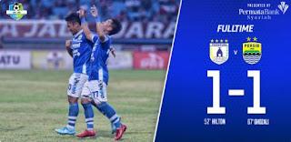 Persipura Jayapura vs Persib Bandung 1-1 Video Gol Highlights