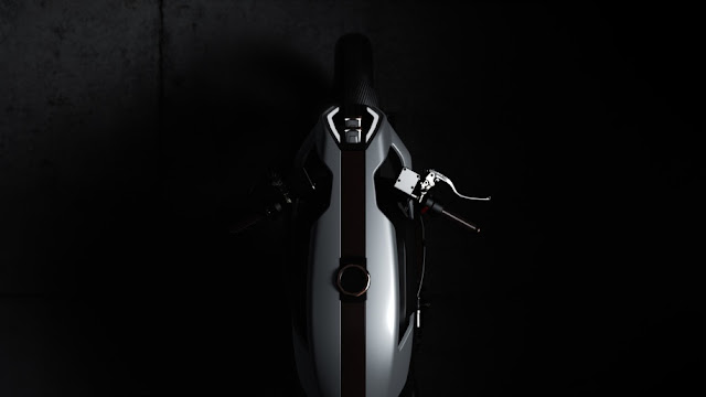 ARC Vector an Electric Superbike