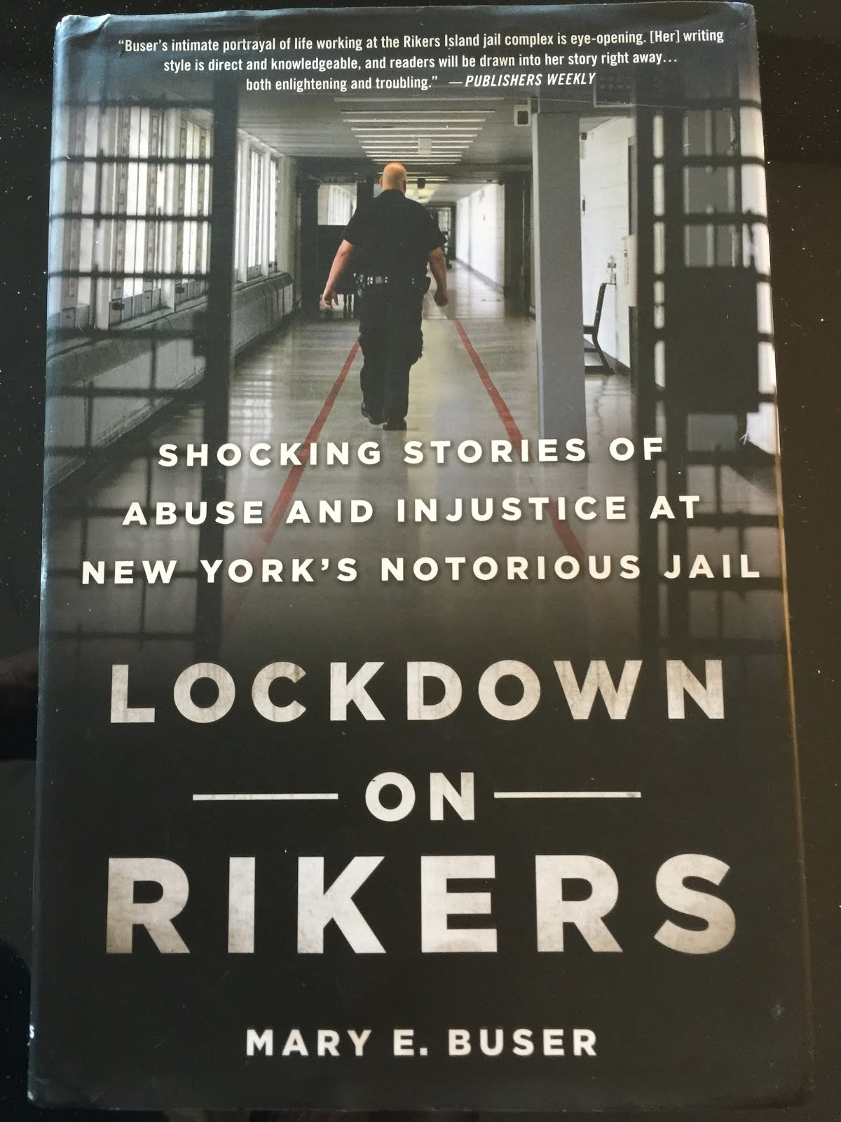 Lockdown on Rikers