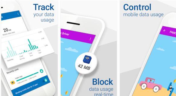 تطبيق للتحكم باستهلاك النت على هواتف أندرويد