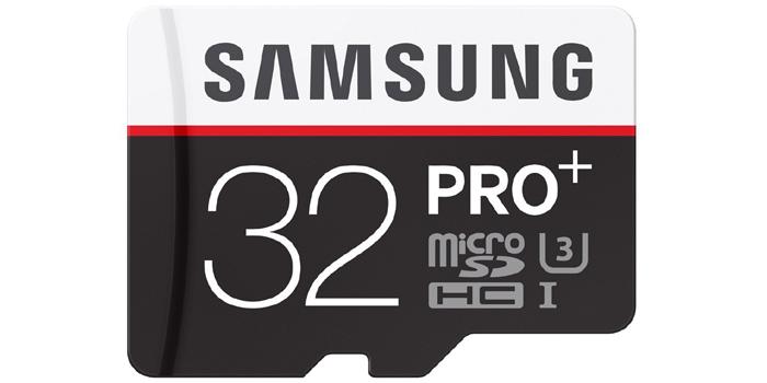 サムスンのマイクロSDカード「SAMSUNG PRO+ microSDHCカード32GB」を使用した感想レビュー