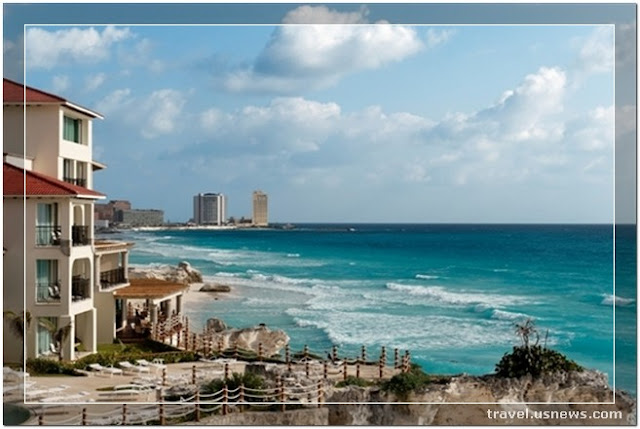 Cancun - Top 7 Best Places to Travel in Mexico at Least Once in Your Life Time