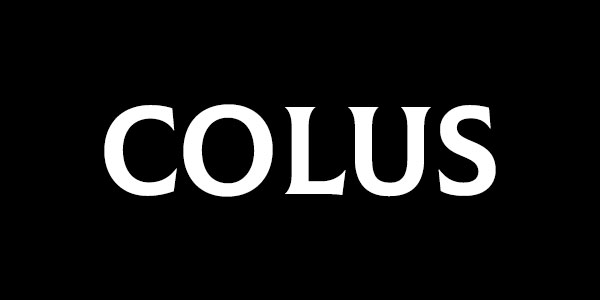 Free Bold Serif Font - Colus Bold