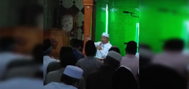 Indonesia Kufur Nikmat, Saling Gasak Gesek Gosok dengan Alasan Kalimat Tauhid