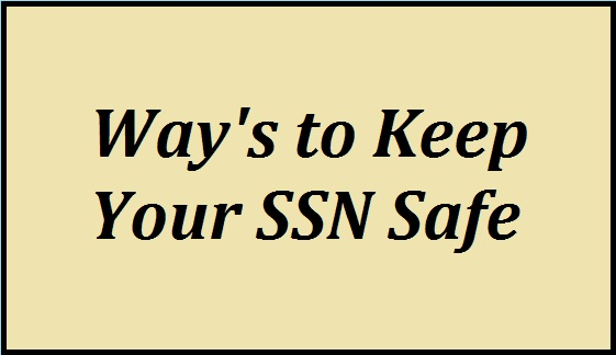 ways-to-keep-your-ssn-safe