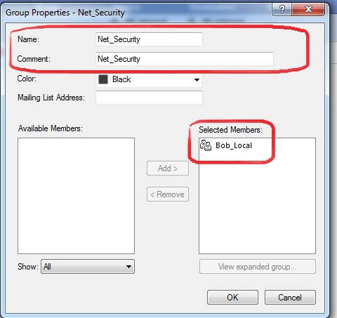 Connect CheckPoint with Active Directory   Subrun Jamil