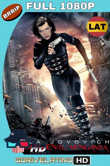 Resident Evil 5: La Venganza (2012) BRRip 1080p Latino-Ingles MKV